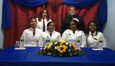 IEM realiza reconocimiento a estudiantes de término de Licenciatura de UNEV